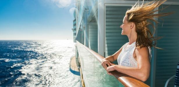 Boa experiência para passageiros de primeira viagem: cabines com varanda - Getty Images