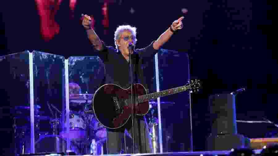 2017 - The Who se apresenta pela primeira no Rock in Rio - Agnews