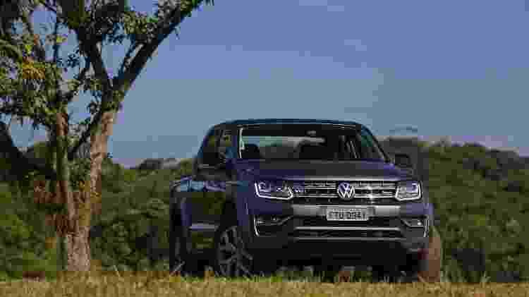 Amarok V6 turbinou vendas da picape no país - Murilo Góes/UOL
