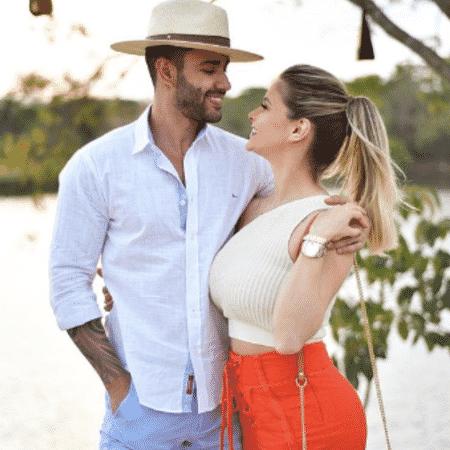 Gusttavo Lima e Andressa Suita - Reprodução/Instagram