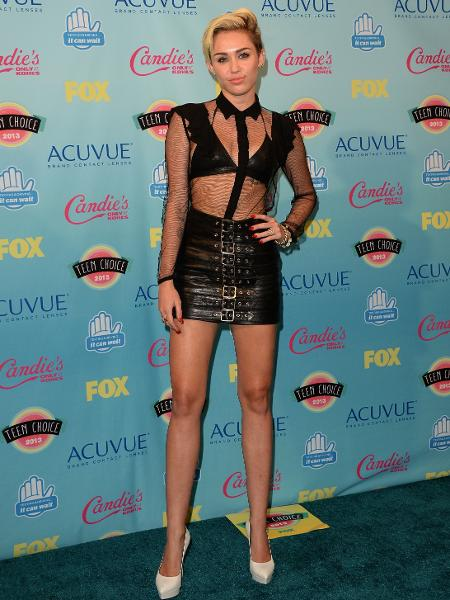 Miley Cyrus - Getty Images