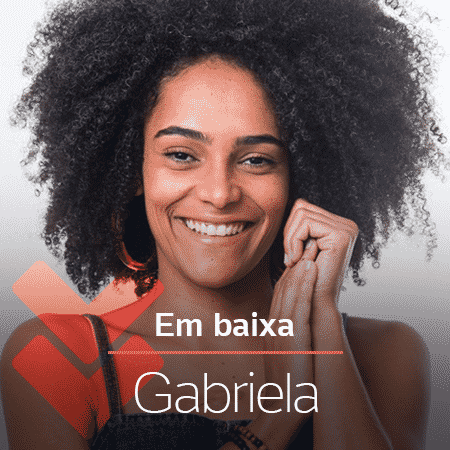 Gabriela baixa - Arte/UOL - Arte/UOL