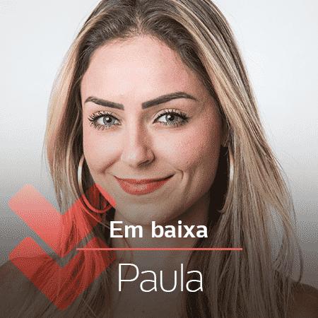 Paula - Arte/UOL - Arte/UOL
