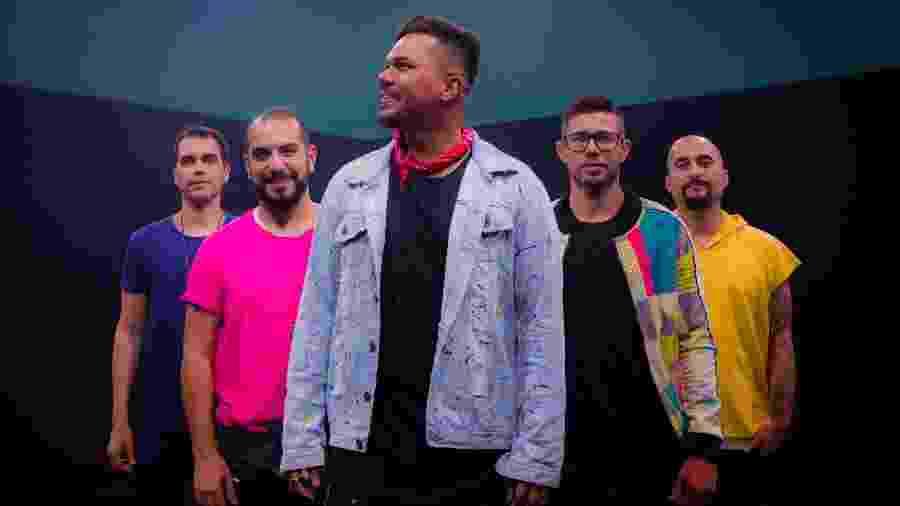 A banda Sorriso Maroto - Vitor Branco/Divulgação