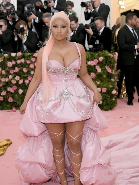 Nicki Minaj - Neilson Barnard/Getty Images