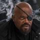 Pôster de Nick Fury em Homem-Aranha saiu com erro, e Samuel L. Jackson não perdoou - Divulgação/Sony Pictures