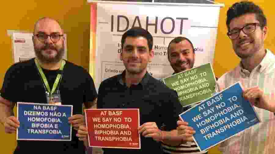 Grupos discutem questões LGBT nas empresas: quanto mais diversificado for o time, maior será a competitividade - Divulgação
