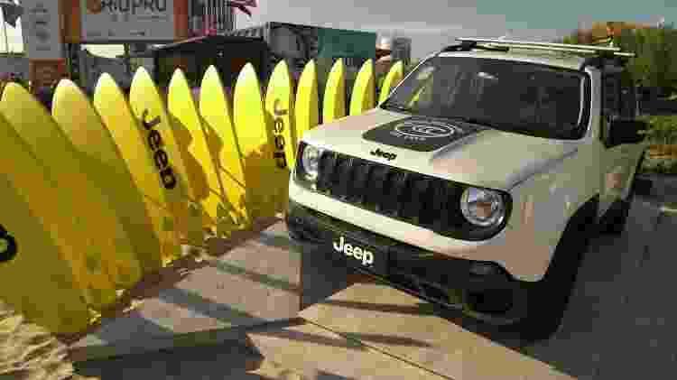 Jeep Renegade WSL 1 - Divulgação - Divulgação