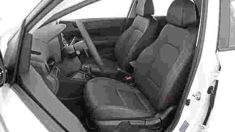Detalhes Hyundai HB20 2020 1 - Murilo Góes/UOL - Murilo Góes/UOL