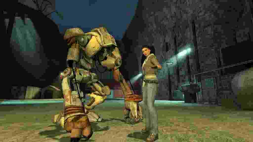 Half-Life 2 - Divulgação