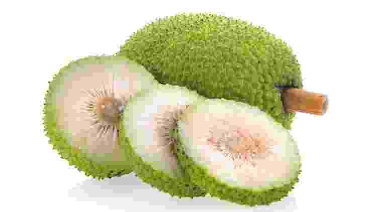 fruta-pão frutas exóticas - iStock - iStock