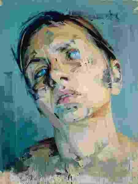 A arte de Jenny Saville é uma das influências de Disco Elysium - Reprodução