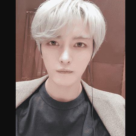 Jaejoong, cantor de k-pop - Reprodução