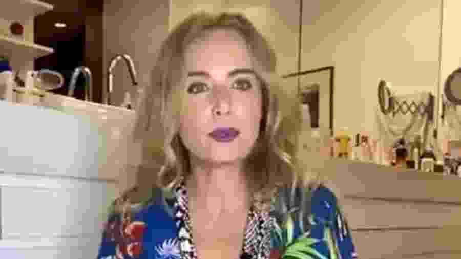 Angélica defende o prazer feminino em conversa com Sabrina Sato - Reprodução/Instagram