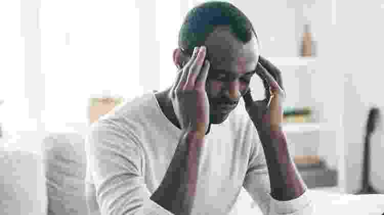 Estresse ansiedade preocupação - iStock - iStock