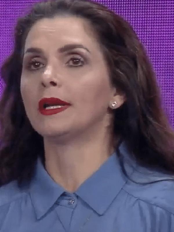 "Luiza Ambiel foi protagonista da segunda roça de ""A Fazenda 12"""