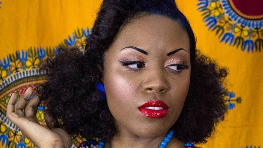 Miss Black Divine - Reprodução/Instagram/@missblackdivine