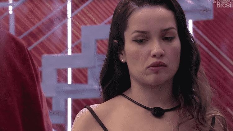 BBB 21: Juliette conversa com Sarah na cozinha - Reprodução/Globoplay - Reprodução/Globoplay