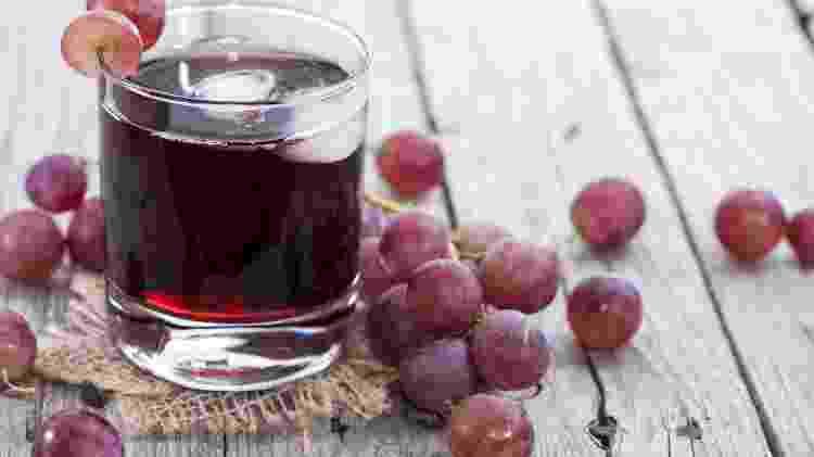 suco de uva  - iStock - iStock