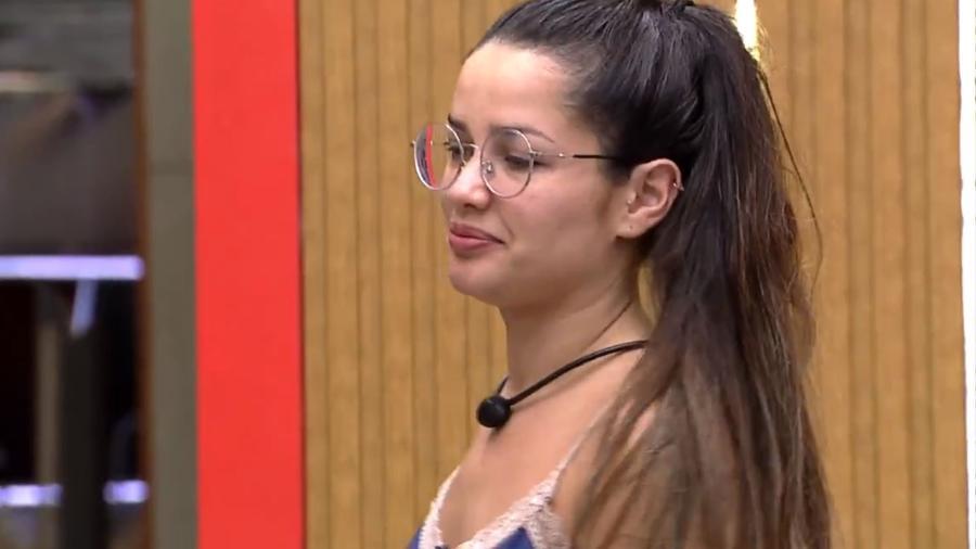 """BBB 21: Juliette distriu """"bombas"""" para confinados - Reprodução/Globoplay"""