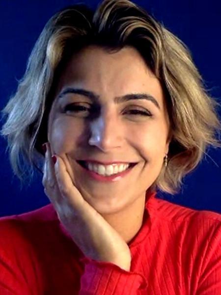"""Manuela D""""Ávila durante a participação no programa E aí, Beleza? - Reprodução"""