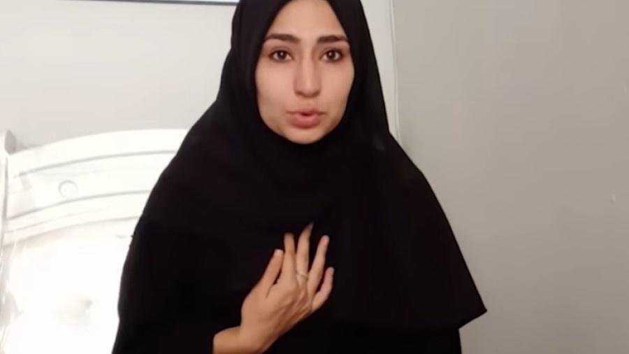 Segundo imprensa britânica, Najma Sadeqi estava entre as vítima de atentado; youtuber encerrou vídeos por medo de retaliação - Reprodução/YouTube