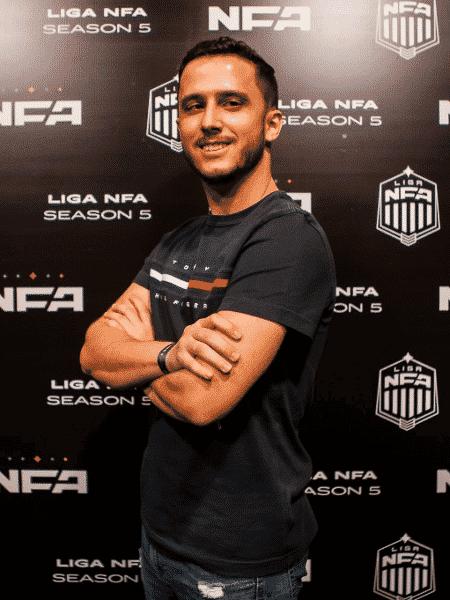 Marcelo Camargo Liga NFA - Divulgação/NFA - Divulgação/NFA
