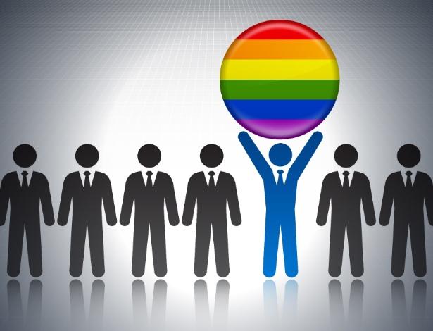 Onze por cento das empresas não contratariam homossexuais para certos cargos - Getty Images