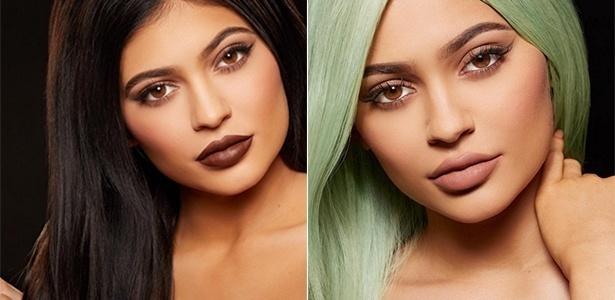 Kylie Jenner lança sua própria linha de batons - Reprodução/Instagram