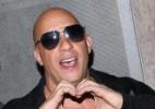 No Brasil para participar da Comic Con, Vin Diesel curte festa em SP