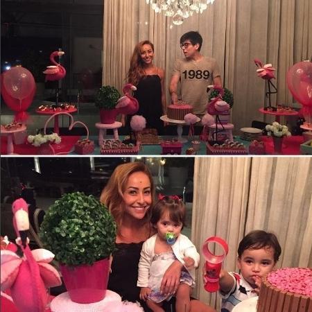 Sabrina Sato comemora o aniversário em família - Reprodução / Instagram
