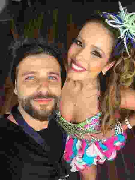 Renata Dominguez e Bruno Gagliasso - Acervo Pessoal - Acervo Pessoal