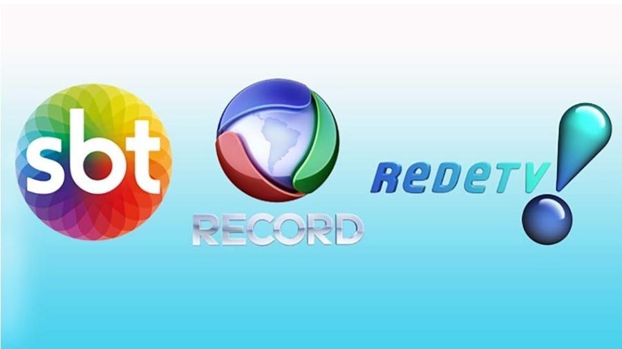Record, SBT e Rede TV! se reúnem com operadoras nesta terça-feira - Reprodução
