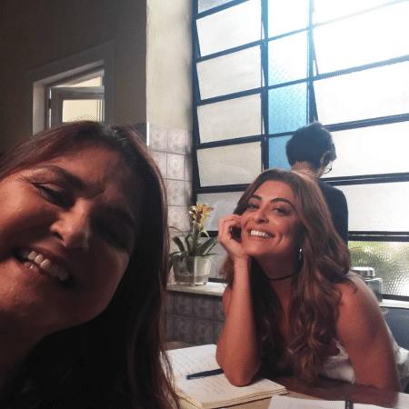 Reprodução/Instagram/atrizelizangela