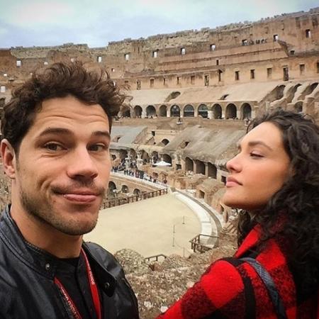 José Loreto e Débora Nascimento   - Reprodução/Instagram/deboranascimento