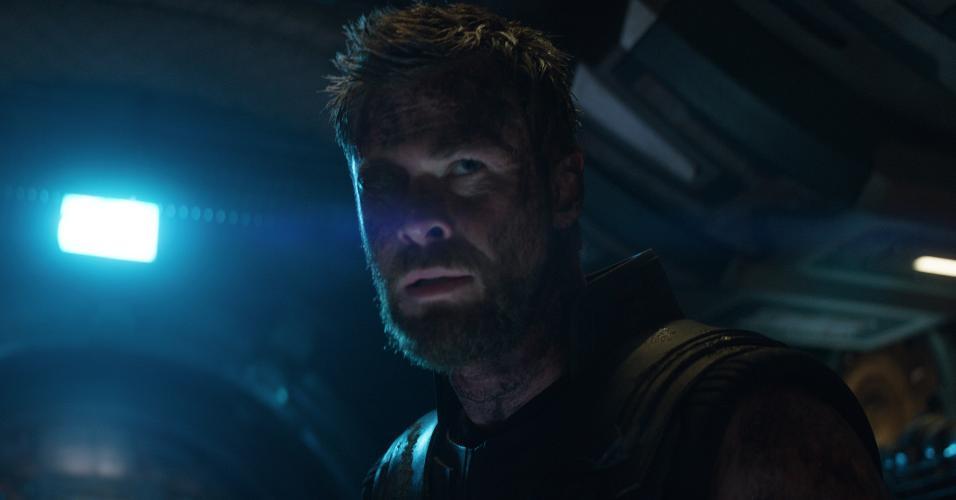 """""""Vingadores: Guerra Infinita"""" (2018)"""