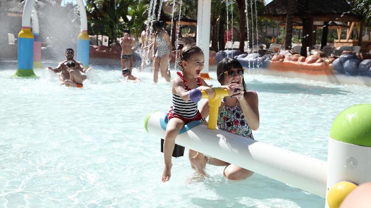 Divulgação/Hot Beach Resort
