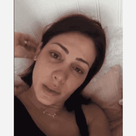 Bella Falconi fala sobre a amamentação da filha caçula, Stella - Reprodução/Instagram