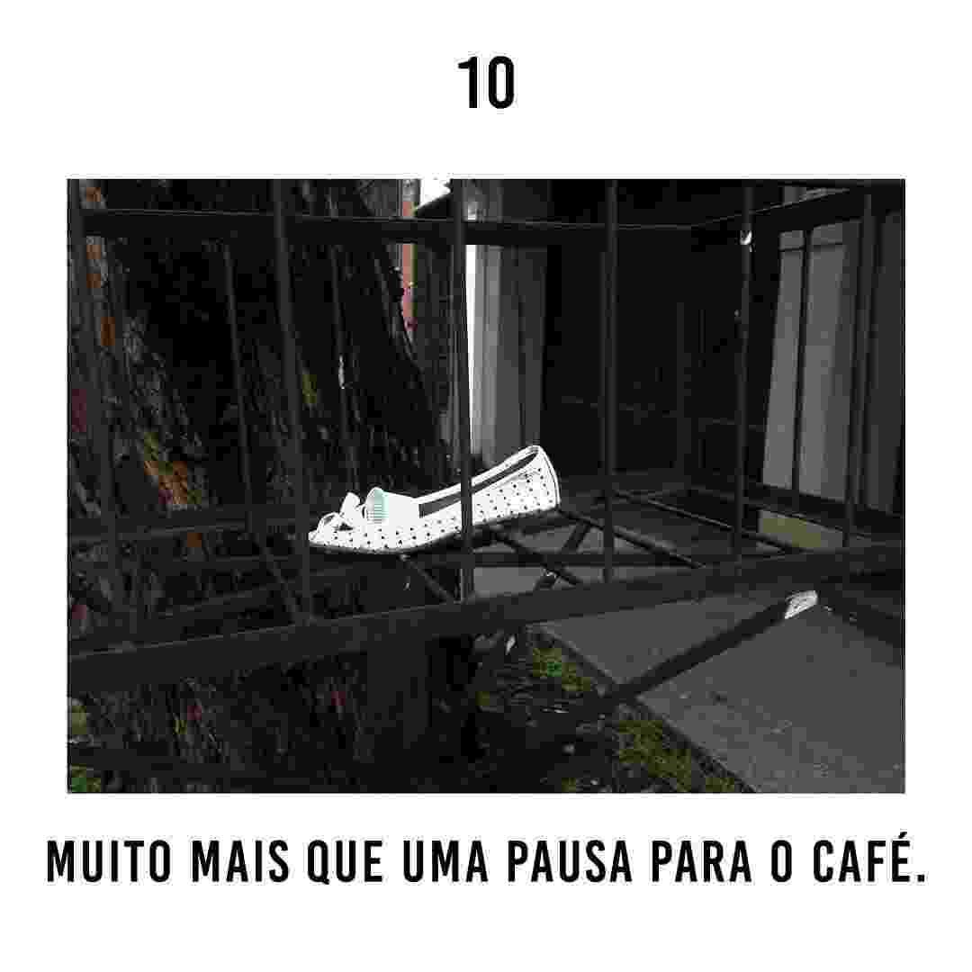 Sapatos perdidos - Reprodução/Instagram/sapatosperdidos