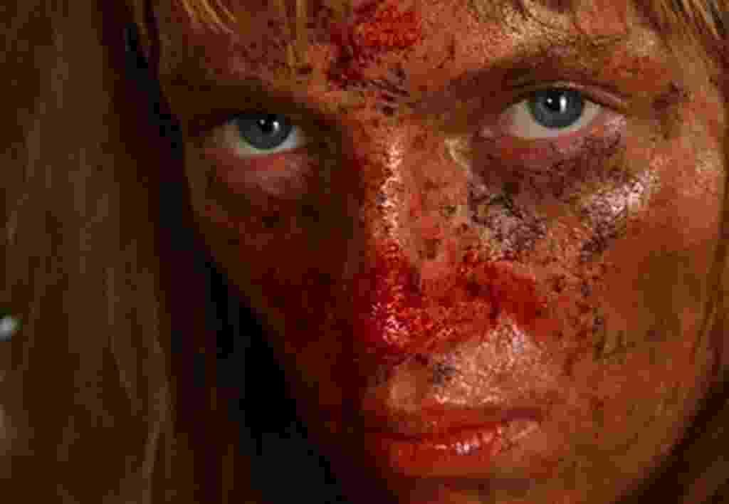 """Uma Thurman em """"Kill Bill: Vol. 1"""" (2003) - Divulgação"""