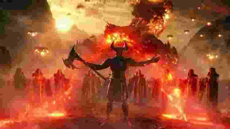 Ataque das forças de Apokolips à Terra - Reprodução/Screen Rant