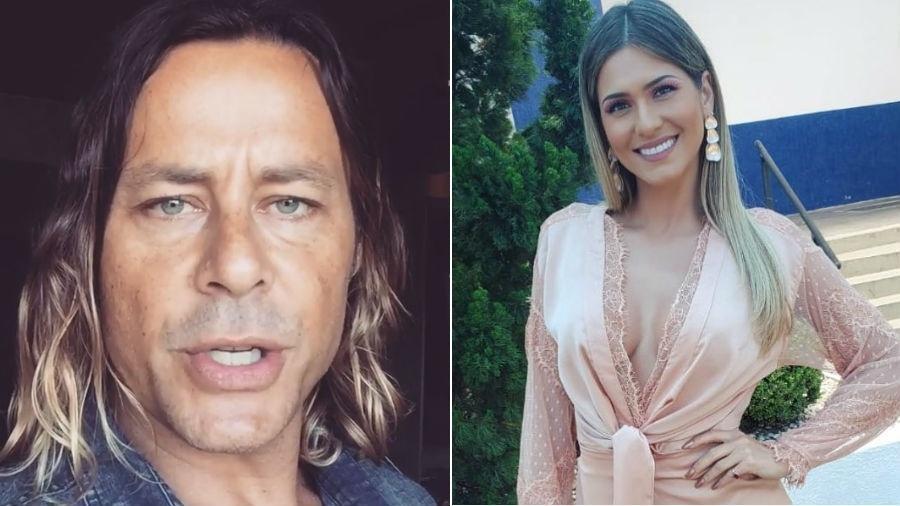 Theo Becker detona Lívia Andrade - Reprodução/Instagram