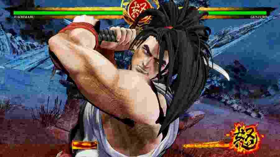 Samurai Shodown chega em 25 de fevereiro para o Nintendo Switch - Divulgação