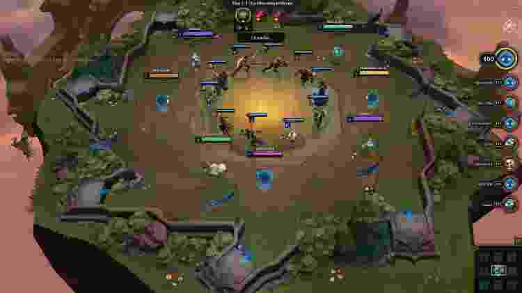 Teamfight Tactics 1 - Reprodução - Reprodução