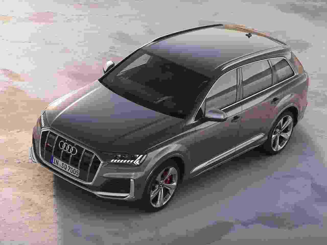Audi SQ7 - Divulgaçãp