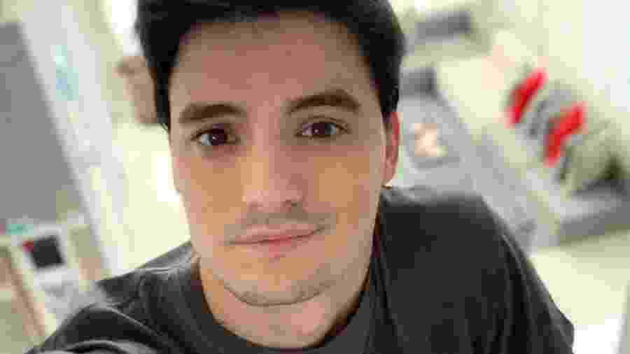 O youtuber Felipe Neto - reprodução/Instagram