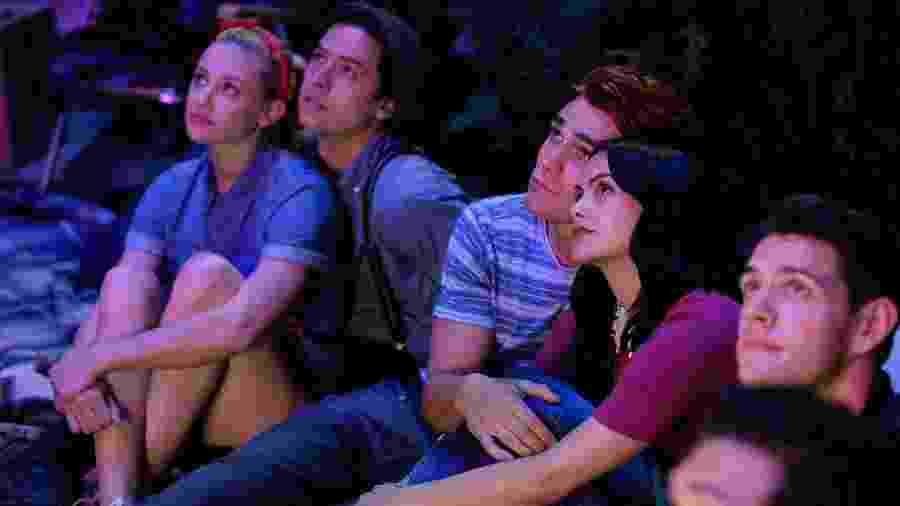 """Cena do primeiro episódio da quarta temporada de """"Riverdale"""" - Divulgação/Warner"""