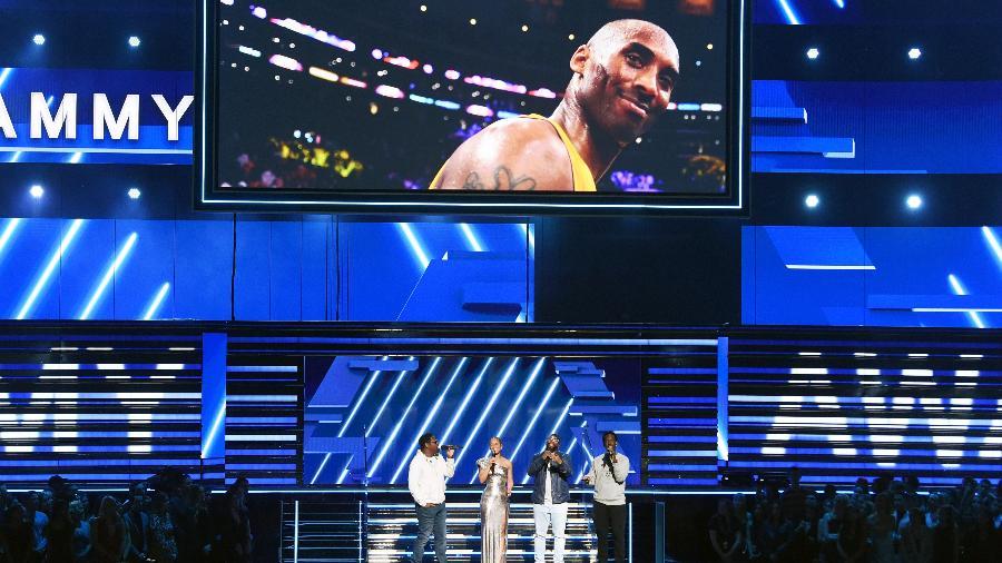 Alicia Keys e Boys II Men homenageiam Kobe Bryant na abertura do Grammy - Kevin Winter/Getty Images for The Recording Academy
