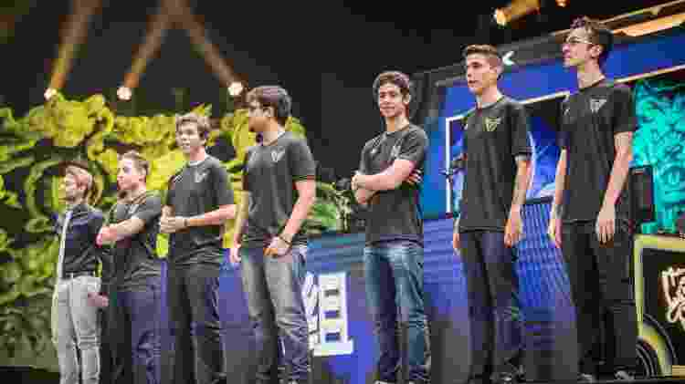 Marf fez parte da Team One no Mundial 2017, disputado na China -