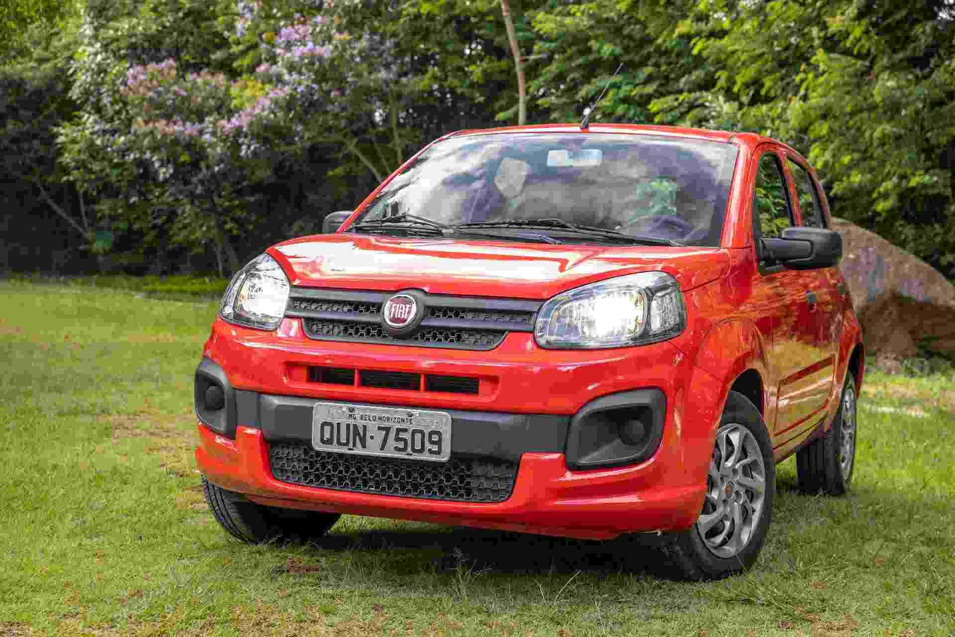 Fiat Uno Attractive 1.0 Fire Evo - Marcos Camargo/UOL